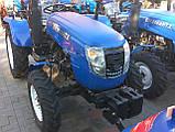 Минитрактор DW-244AНTX BLUE, фото 3