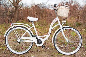 Велосипед Antonio  VANESSA 26 Nexus 3 White