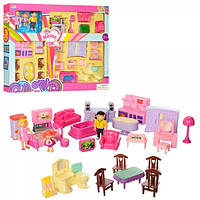 Мебель для домика ББ 16811
