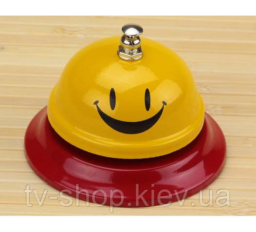 """Звонок настольный """"вызов улыбки"""" (smile)"""