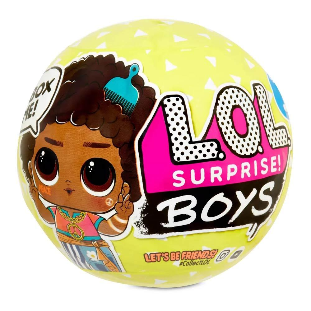 L.O.L. Surprise! Boys Character Doll Series 3