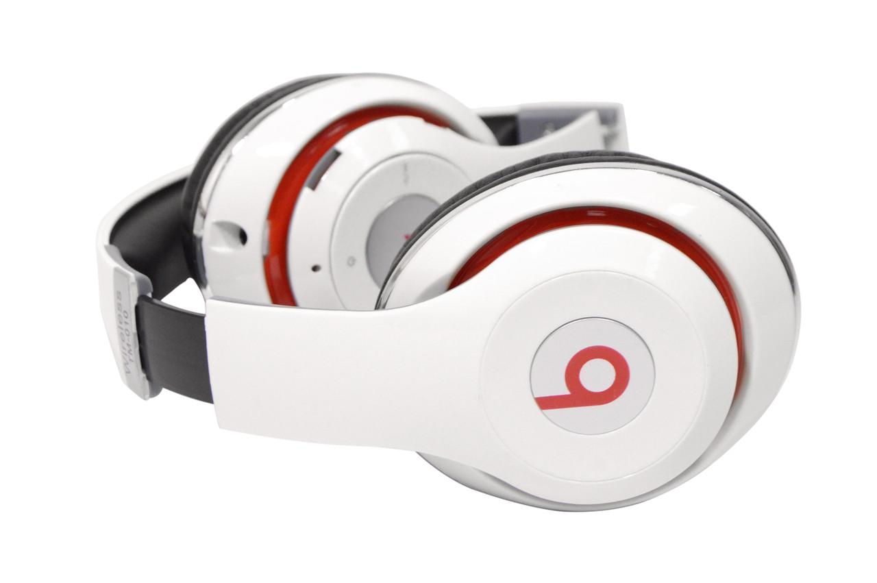 Наушники беспроводные Beats Studio TM-010 Bluetooth (by Dr. Dre) белые