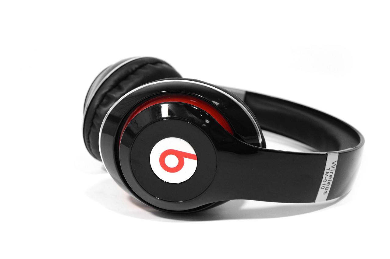 Наушники беспроводные Beats Studio TM-010 Bluetooth (by Dr. Dre) чёрные