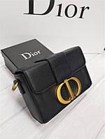 Женская сумка Montaigne Bag mini Black Черная