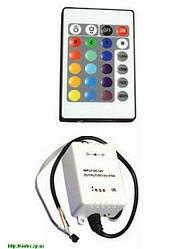 Контроллеры (пульты) rgb для светодиодной ленты