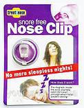 Средство для борьбы с храпом Nose clip Акционная цена, фото 2