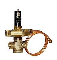 Регулятор перепада давления с внутренней резьбой - 5 ... 30 кПа, Ду 25 мм.