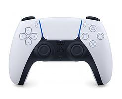 Беспроводной геймпад DualSense Wireless Controller White (PS5)