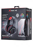 Наушники для ПК с микрофоном XTRIKE GH-903 Черный, фото 3