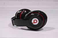 Наушники беспроводные Beats Studio TM-010 Bluetooth (by Dr. Dre) чёрные, фото 3