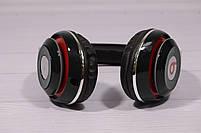 Наушники беспроводные Beats Studio TM-010 Bluetooth (by Dr. Dre) чёрные, фото 4