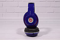Наушники беспроводные Beats Studio TM-010 Bluetooth (by Dr. Dre) синие, фото 5