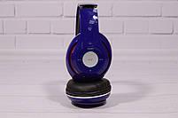 Наушники беспроводные Beats Studio TM-010 Bluetooth (by Dr. Dre) синие, фото 4