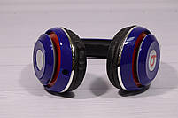 Наушники беспроводные Beats Studio TM-010 Bluetooth (by Dr. Dre) синие, фото 8