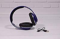 Наушники беспроводные Beats Studio TM-010 Bluetooth (by Dr. Dre) синие, фото 10