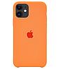 Чехол Silicone Case для Apple iPhone 11 Papaya
