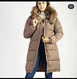 Пальто женское из плажевки зимнее, цвета в ассортименте, р.M(42),L(44),XL(46),2XL(48) Код 791Т, фото 2