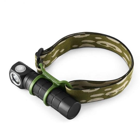 Налобный тактический фонарь Convoy H1  5000k/4200k