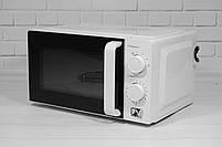 Микроволновая печь Promotec PM 5530 (1200 Вт / 20 л) Белая (микроволновка Промотек), фото 6