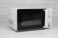 Микроволновая печь Promotec PM 5530 (1200 Вт / 20 л) Белая (микроволновка Промотек), фото 4