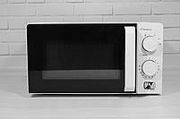 Микроволновая печь Promotec PM 5530 (1200 Вт / 20 л) Белая (микроволновка Промотек), фото 3