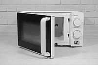 Микроволновая печь Promotec PM 5530 (1200 Вт / 20 л) Белая (микроволновка Промотек), фото 5