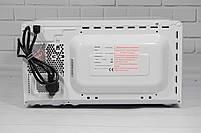 Микроволновая печь Promotec PM 5530 (1200 Вт / 20 л) Белая (микроволновка Промотек), фото 9