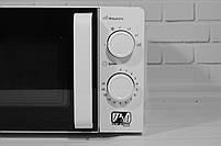 Микроволновая печь Promotec PM 5530 (1200 Вт / 20 л) Белая (микроволновка Промотек), фото 7