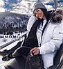 Модная женская зимняя парка с мехом, фото 2