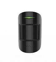 Беспроводной датчик движения Ajax MotionProtect Plus Black