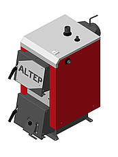 Котел Altep (Альтеп) Mini 16 кВт твердотопливный. Бесплатная доставка., фото 3
