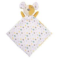 Игрушка плюшевая с погремушкой Mouse, Canpol babies, фото 1
