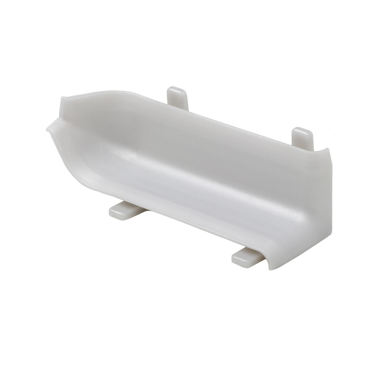 Внутренний уголок для плинтуса полипропиленовый серии 90/6 Profilpas (90/I) высота 60 мм