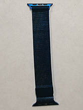 Ремешок Apple Watch Milanese loop 42/44mm Blue