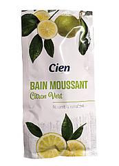 Пена для ванны cien лимон