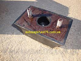 Подушка двигуна газ 3302, 24, 2410, 3102, 2217, 2705, Соболь,Газель, передня(виробник Нижній Новгород)