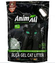 Силикагелевый наполнитель AnimAll Кристаллы изумруда для котов 10.5 л (4.4 кг)