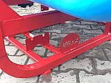 Опрыскиватель навесной Wirax 400л./10м. Польша, фото 3