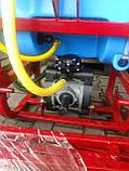 Опрыскиватель навесной Wirax 400л./12м. Польша, фото 3
