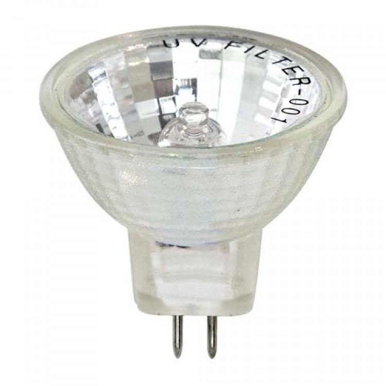 Галогенная лампа Feron HB3 MR-11 12V 20W G4
