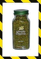 Simply Organic, Органическая петрушка, 7 г