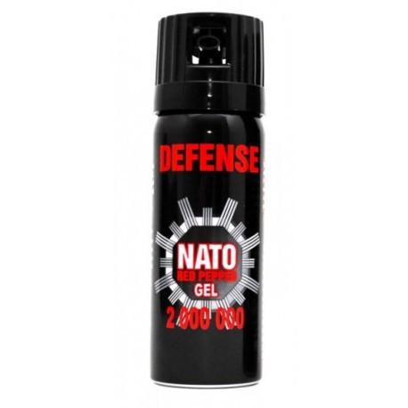 Газ перцовий Sharg Defence Nato Gel 50ml  Оригінал Німеччина