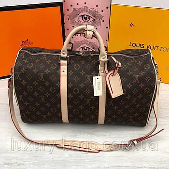 Женская сумка Louis Vuitton Keepall Луи Виттон