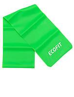 Эспандер ленточный TPE 9,1-10,4кг 1200*150*0.6мм зелёный Ecofit MD1318 0.6mm