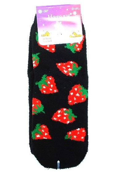 Носки теплые травка 5005-10 размер 37-41