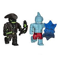 Набор фигурок Jazwares Roblox Game Packs A Pirates Tale W7 Люди Акулы ROB0305, КОД: 2430495