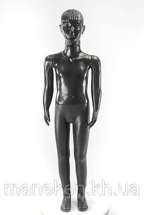 """М-н """"Школяр"""" мальчик PN3 (черный) (201) к под-ке, фото 2"""