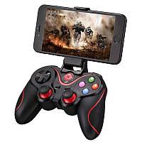 Игровой джойстик Bluetooth для смартфона, планшета, компьютера V8, встроенный аккумулятор
