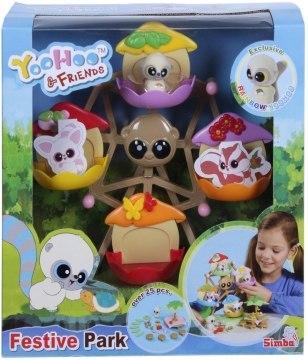 Парк развлечений YooHoo & Friends Simba