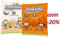 Английский язык / Islands / Pupil's+Activity Books+Pincode. Учебник+Тетрадь (комплект), 2 / Pearson